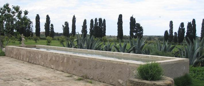 Studio di Ingegneria Paternò: Villa residenziale - piscina rurale