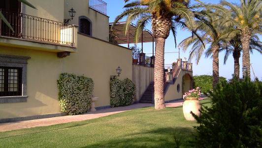 Studio di Ingegneria Paternò: Villa residenziale - Impianti di security